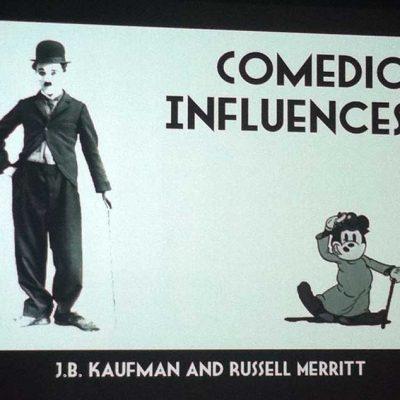 Walt Disney's Comedic Influences