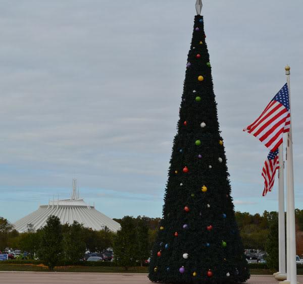 Christmastime at Walt Disney World