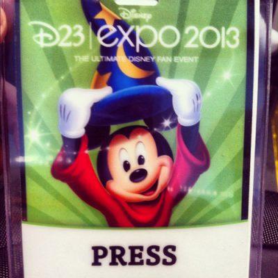 2013 D23 Expo Recap