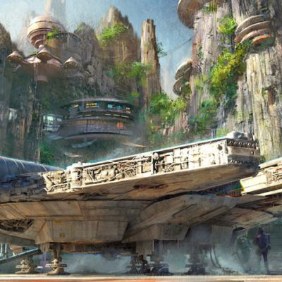 Would Walt Have Liked Star Wars Land?